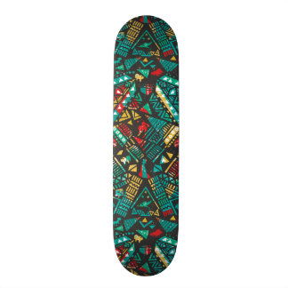 Lion Guard | African Pattern Skateboard Deck