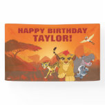 Lion Guard | Birthday Banner