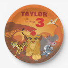 Lion Guard | Birthday Paper Plate
