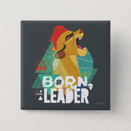 Lion Guard   Born Leader Kion Button