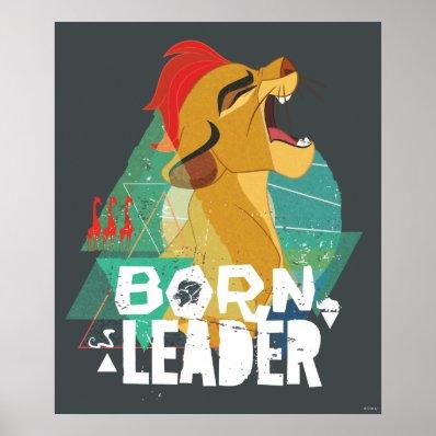 Lion Guard | Born Leader Kion Poster