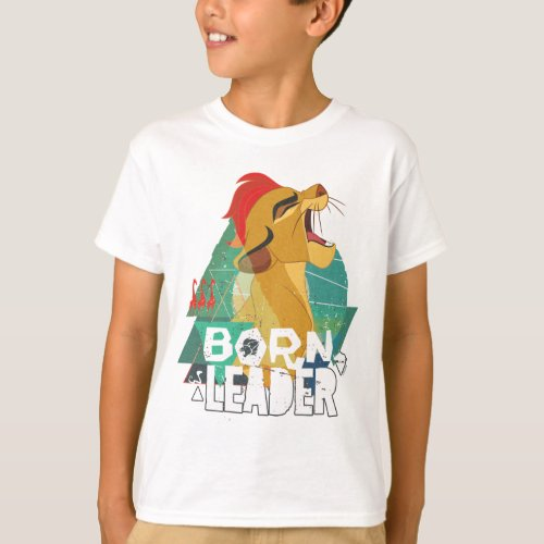 Lion Guard  Born Leader Kion T_Shirt