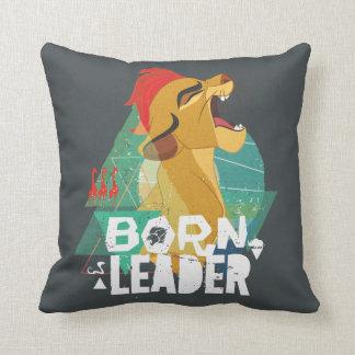 Lion Guard | Born Leader Kion Throw Pillow