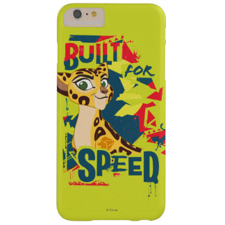 Lion Guard | Built For Speed Fuli Barely There iPhone 6 Plus Case