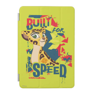 Lion Guard | Built For Speed Fuli iPad Mini Cover