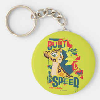 Lion Guard | Built For Speed Fuli Keychain