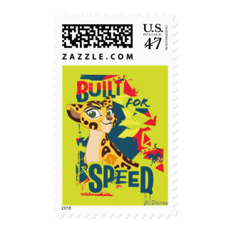 Lion Guard   Built For Speed Fuli Postage