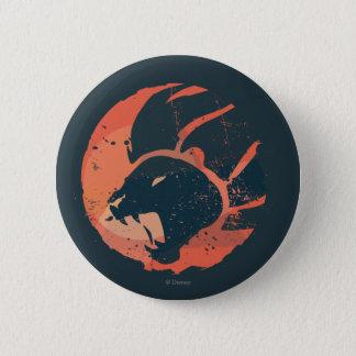 Lion Guard Emblem Button