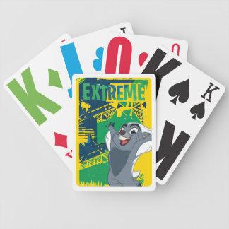 Lion Guard | Extreme Bunga Bicycle Playing Cards
