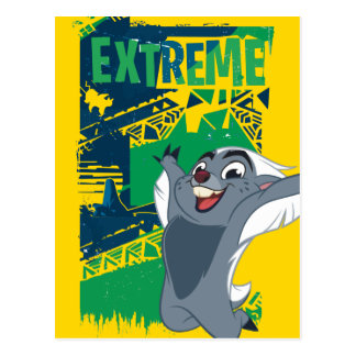 Lion Guard | Extreme Bunga Postcard
