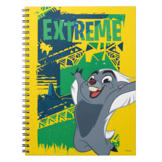 Lion Guard | Extreme Bunga Spiral Notebook