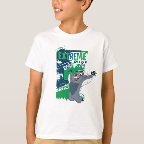 Lion Guard  Extreme Bunga T_Shirt
