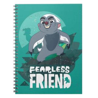 Lion Guard | Fearless Friend Bunga Notebook