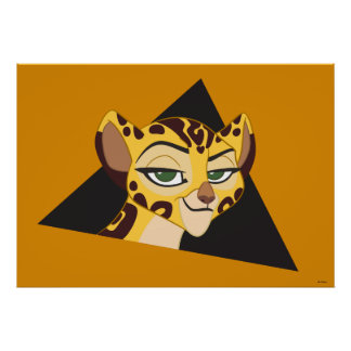 Lion Guard | Fuli Character Art Poster