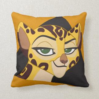 Lion Guard | Fuli Character Art Throw Pillow
