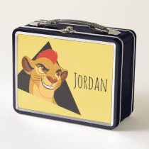 Lion Guard | Kion Character Art - Personalized Metal Lunch Box