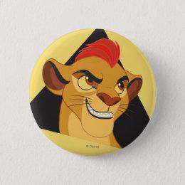 Lion Guard   Kion Character Art Pinback Button