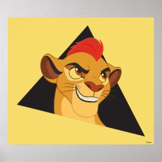 Lion Guard | Kion Character Art Poster