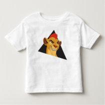 Lion Guard | Kion Character Art Toddler T-shirt