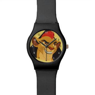 Lion Guard   Kion Character Art Wristwatch
