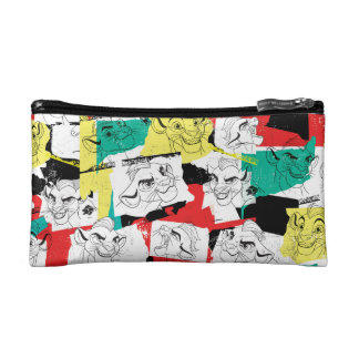 Lion Guard   Kion Expressions Pattern Cosmetic Bag
