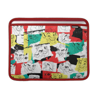 Lion Guard | Kion Expressions Pattern MacBook Air Sleeves