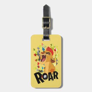 Lion Guard | Kion Roar Luggage Tag