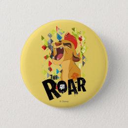 Lion Guard   Kion Roar Pinback Button