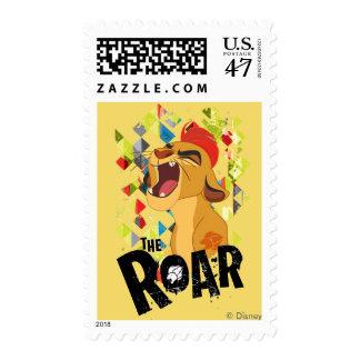 Lion Guard | Kion Roar Postage