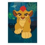 Lion Guard | Kion Safari Graphic Card