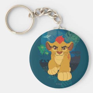 Lion Guard | Kion Safari Graphic Keychain