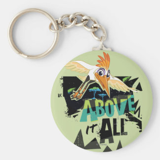 Lion Guard | Ono, Above It All Keychain