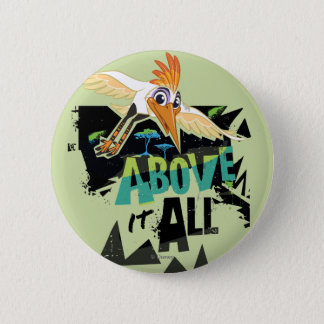 Lion Guard | Ono, Above It All Pinback Button