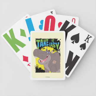 Lion Guard   Take It Easy Beshte Bicycle Playing Cards