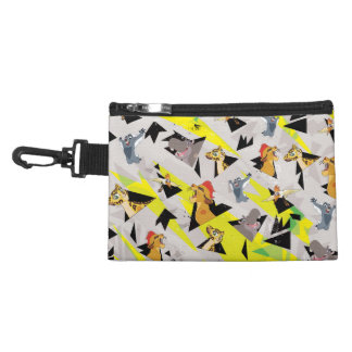 Lion Guard | Triangle Pattern Accessory Bag