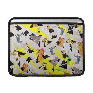 Lion Guard | Triangle Pattern MacBook Air Sleeve