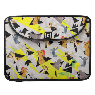 Lion Guard | Triangle Pattern Sleeve For MacBook Pro