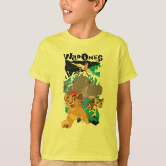 Lion Guard   Wild Ones T-Shirt