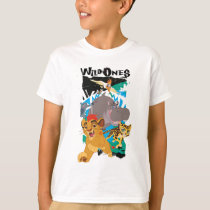 Lion Guard | Wild Ones T-Shirt