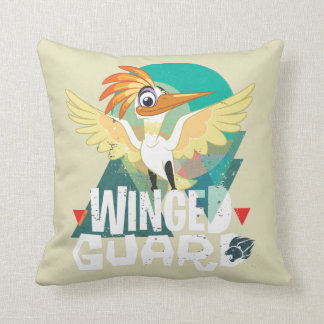 Lion Guard   Winged Guard Ono Throw Pillow