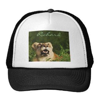 Lion hats & peak caps - customize