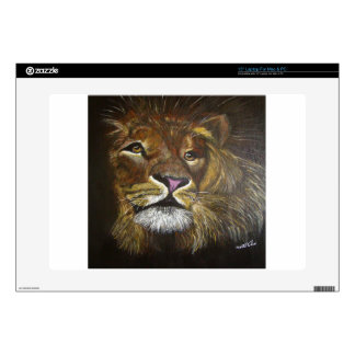 Lion Head Decal For Laptop