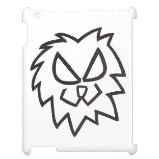 Lion Head IPad Case