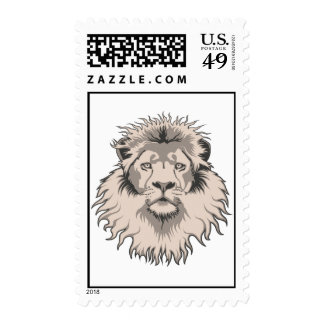 Lion Head Stamps