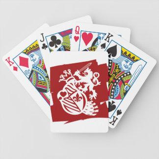LION_HEART BARAJAS DE CARTAS