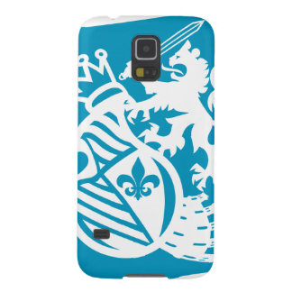 LION_HEART GALAXY S5 COVER