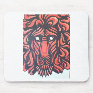 Lion Heart Mouse Pad