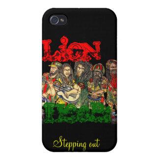 Lion Heart, reggae iPhone 4 Cover