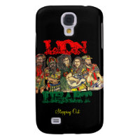 Lion Heart, reggae Samsung S4 Case
