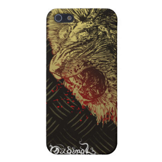 Lion Hearted Case For iPhone SE/5/5s